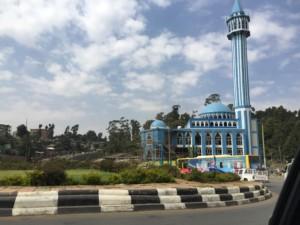 Downtown Addis.