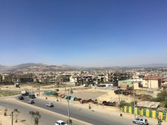 Western outskirts of Addis Ababa.